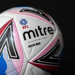 Unrivalled power, pin-point accuracy and instant control – introducing the Mitre Delta Max EFL football. The EFL's match ball of choice for more than 40 years, it's got a new look for the 2020/21 season.