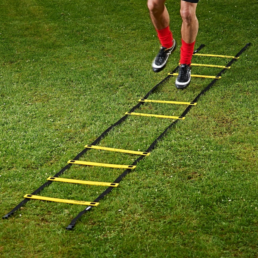 Mitre Agility Ladder Footwork Training Ladder Mitre Training Equipment