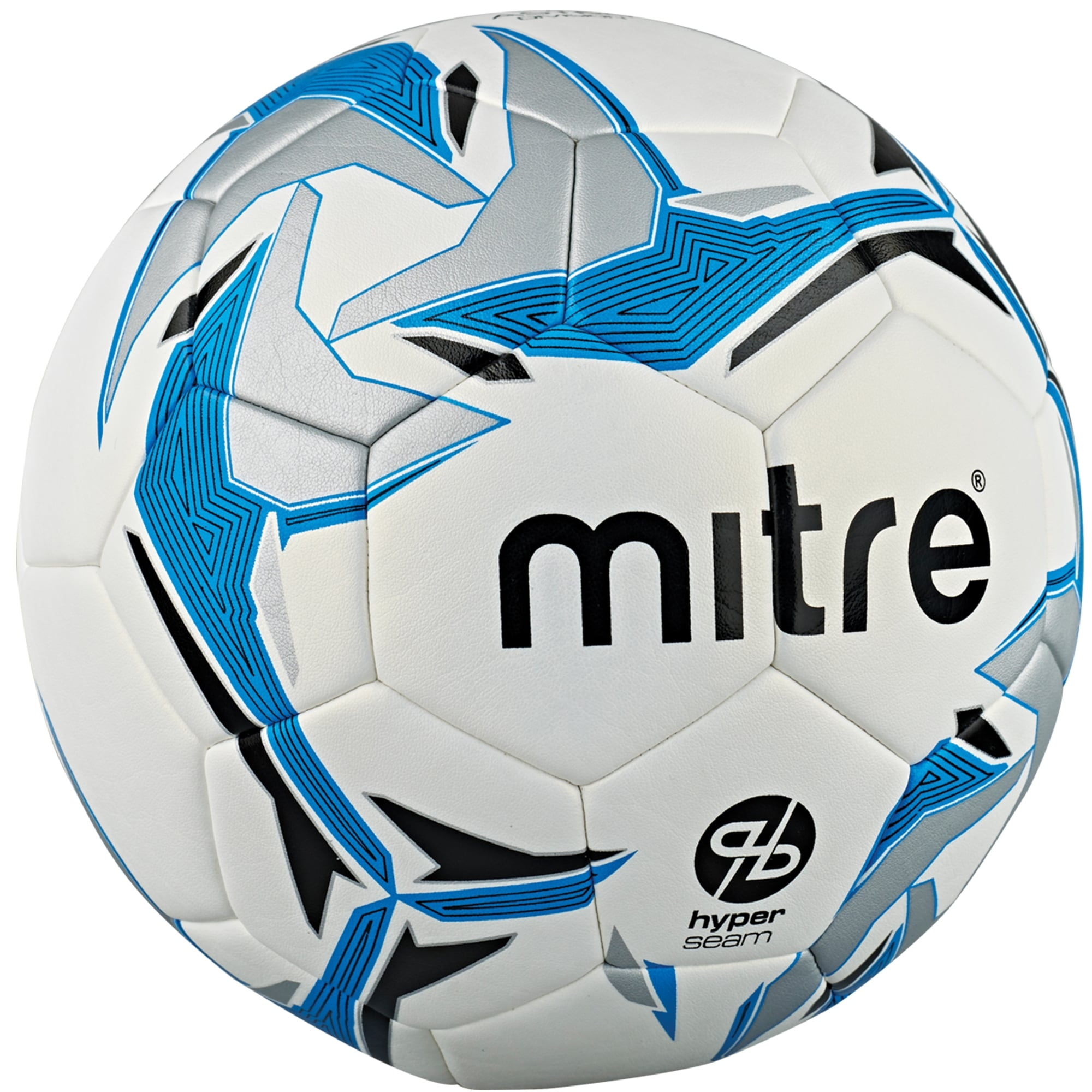 Mitre Astro Division Astroturf Match Ball with Hand Pump