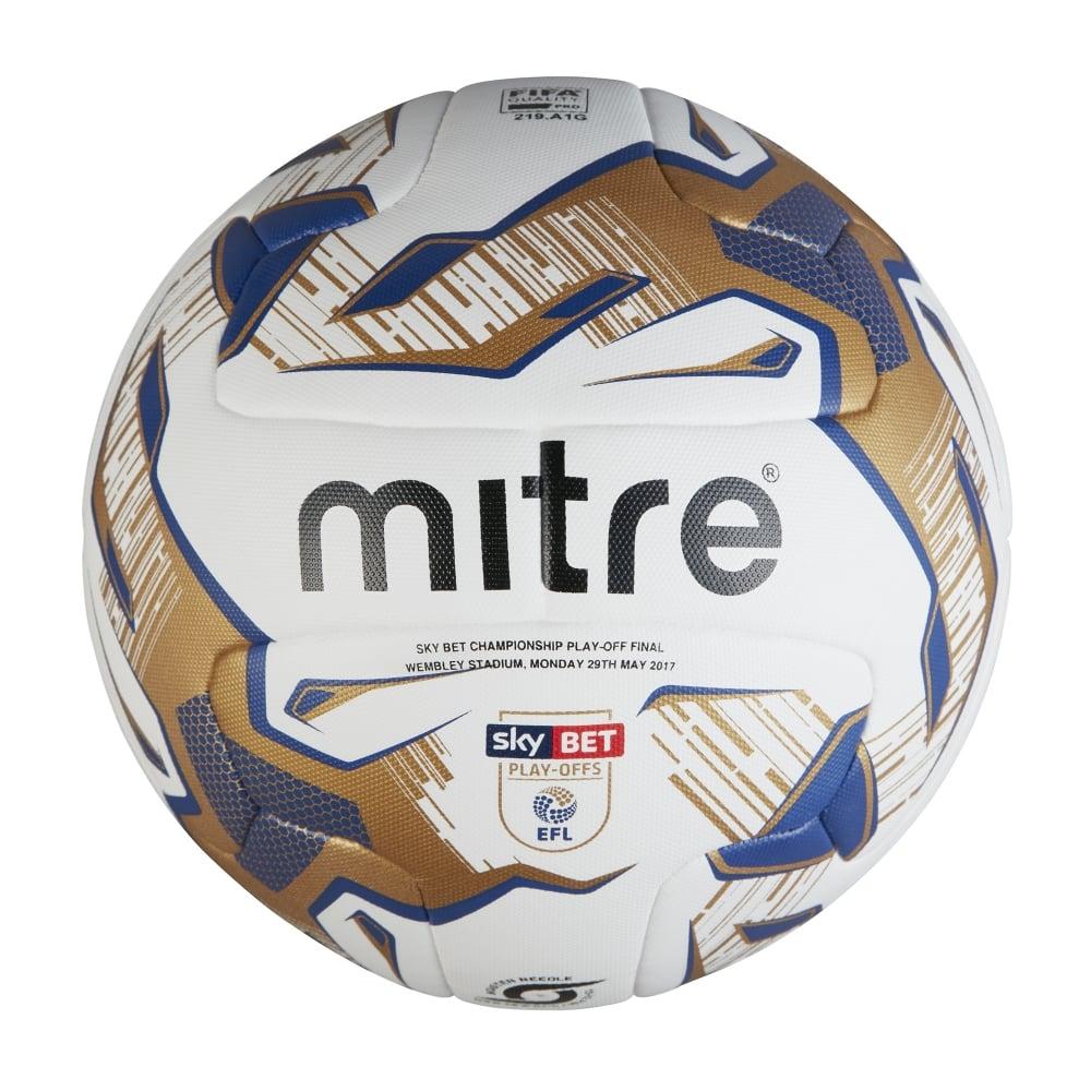 Mitre Delta Hyperseam EFL Championship 2017 Play-Off Final Football