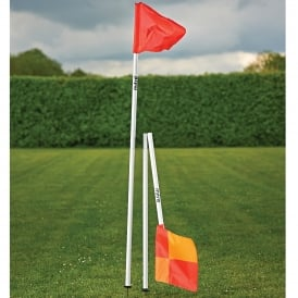 Foldable Corner Flags