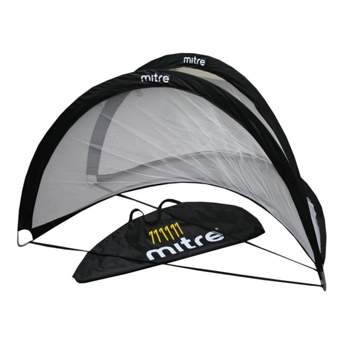 Mitre Foldable Football Goal Set