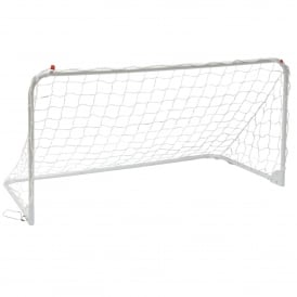 Foldable Metallic Football Goal
