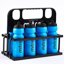 Foldable Plastic Crate & 8 Bottles (80cl)