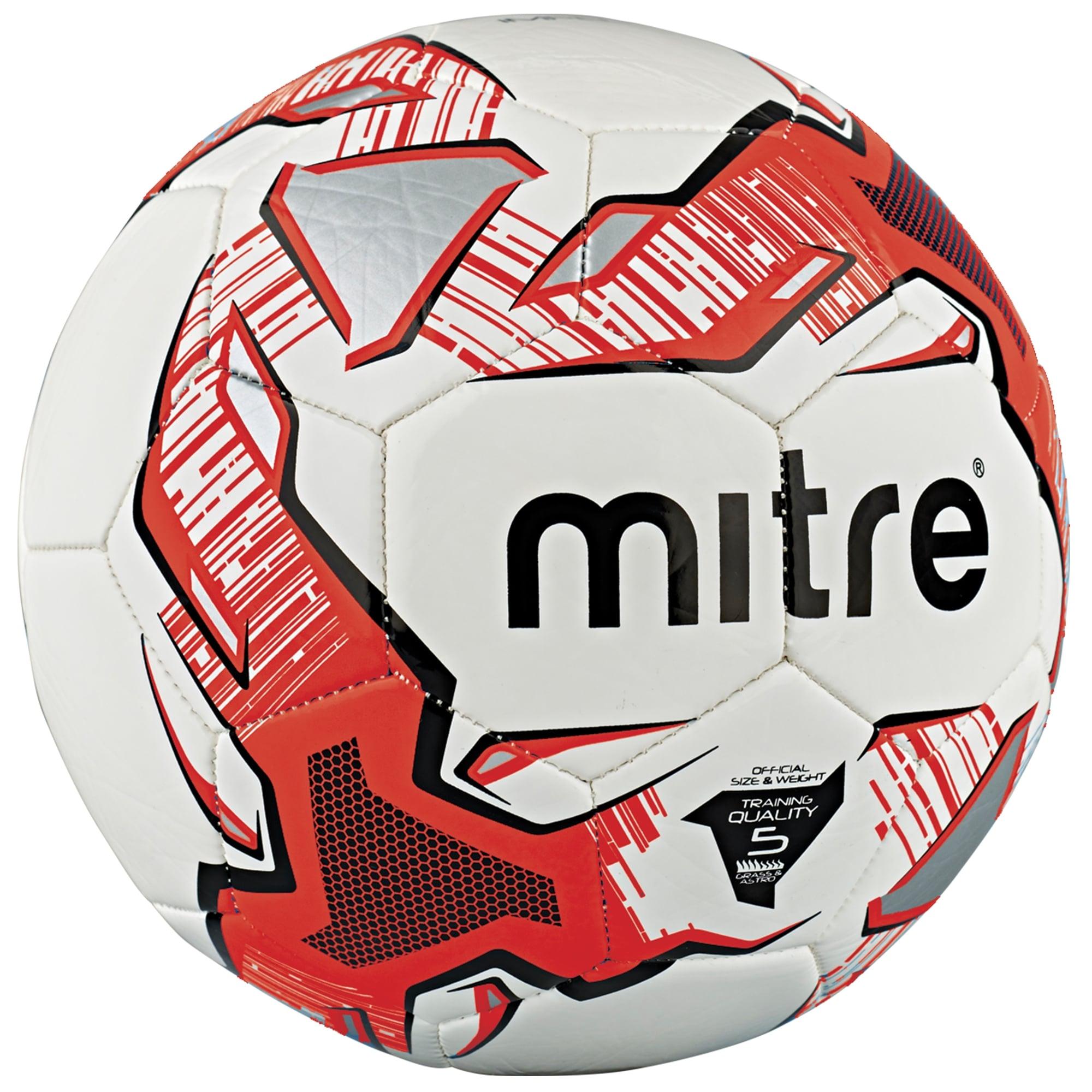 Mitre Impel Max Plus Training Football Ball Size 3,4,5 ✅ FREE UK SHIPPING ✅
