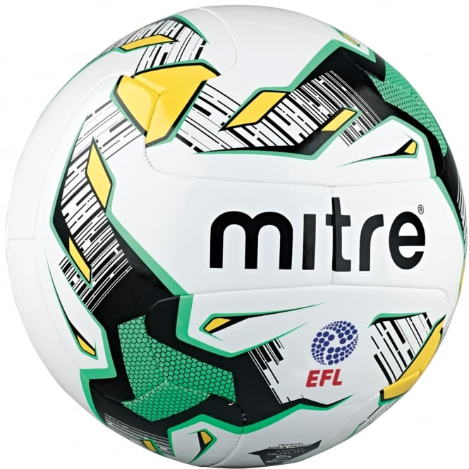 Mitre Official EFL Delta Hyperseam Match Replica Football