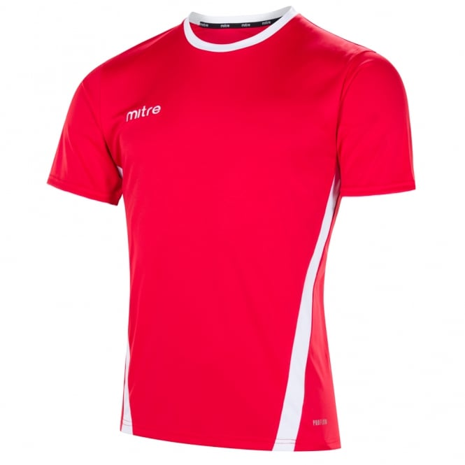 Mitre Origin Short Sleeve Jersey