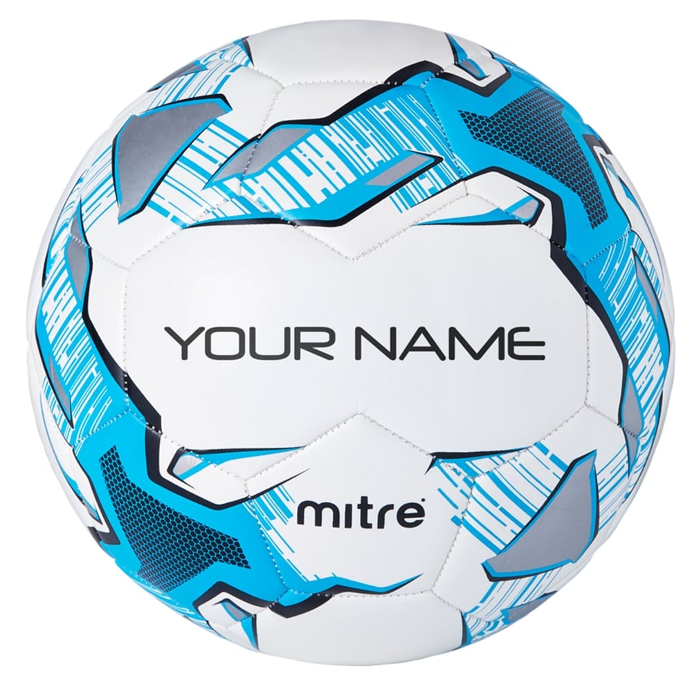 Personalised Football Gifts Custom Footballs Free Delivery