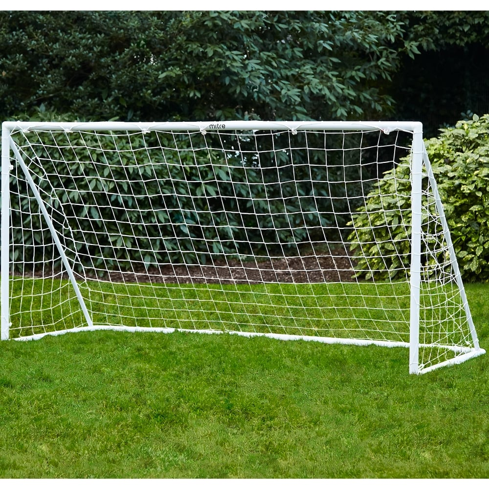 Mitre Portable Goal 8x4 Easy To Assemble Mitre Football Nets