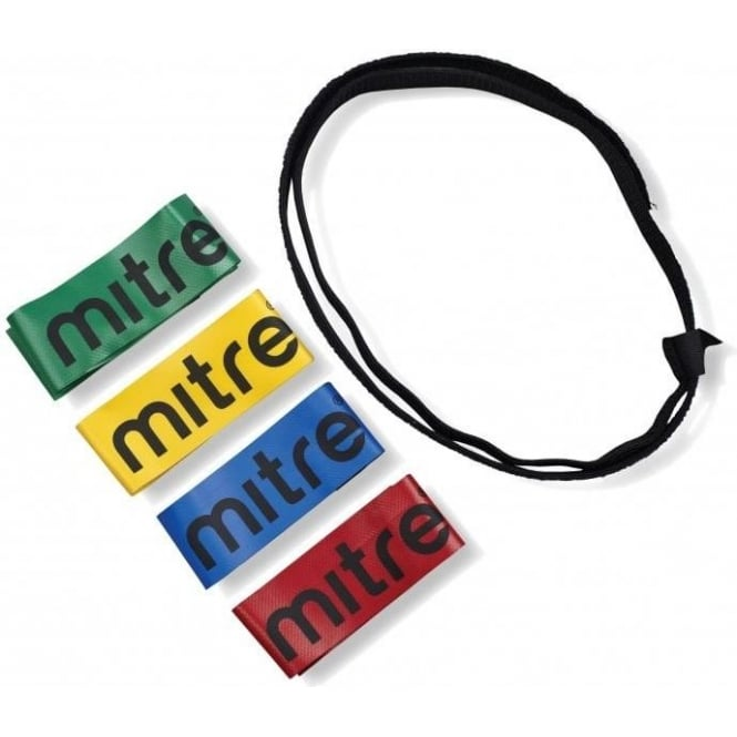Mitre Rugby Belt & Tags