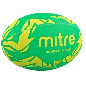Sabre Fluo Rugby Ball