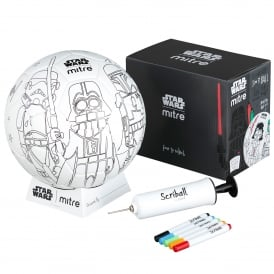 Star Wars™ Size 3 Darth Vader Scriball