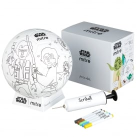 Star Wars™ Size 3 Yoda Scriball