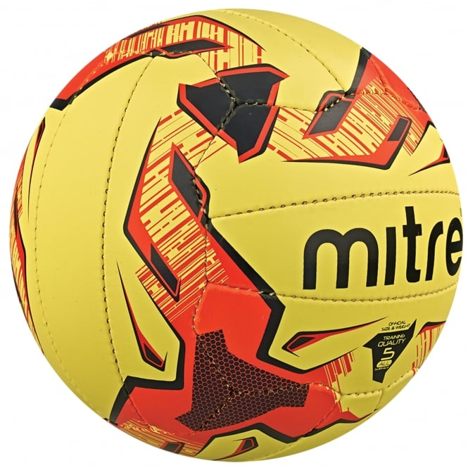 Mitre Tactic Fluo Football