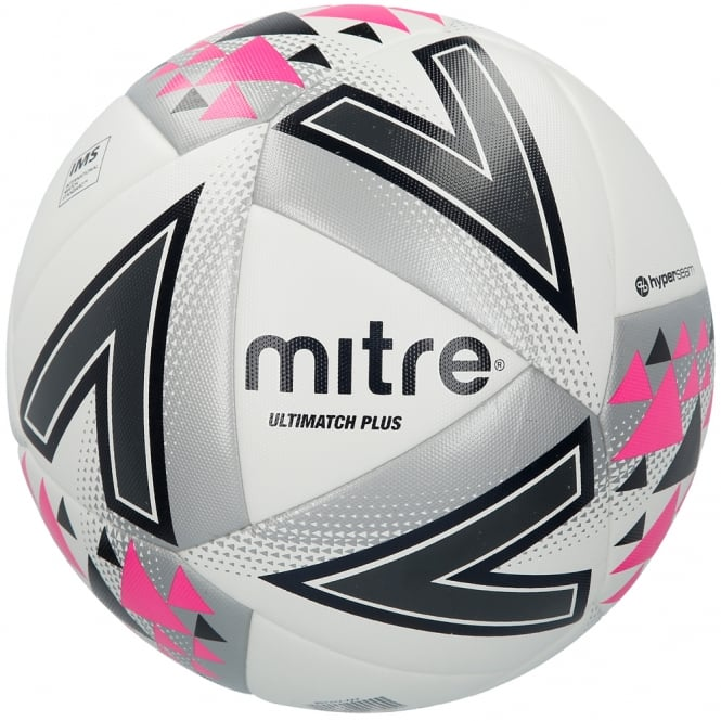 Mitre Ultimatch Plus Football