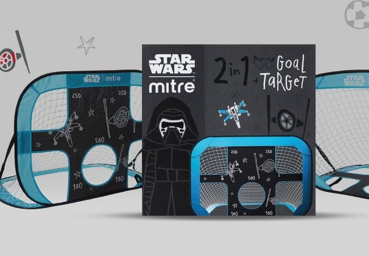 Mitre Star Wars Goal