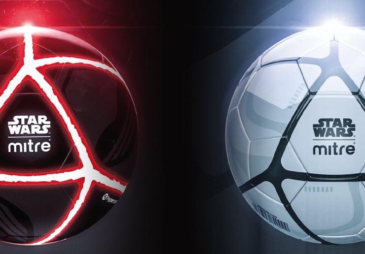 Mitre Star Wars Match Footballs