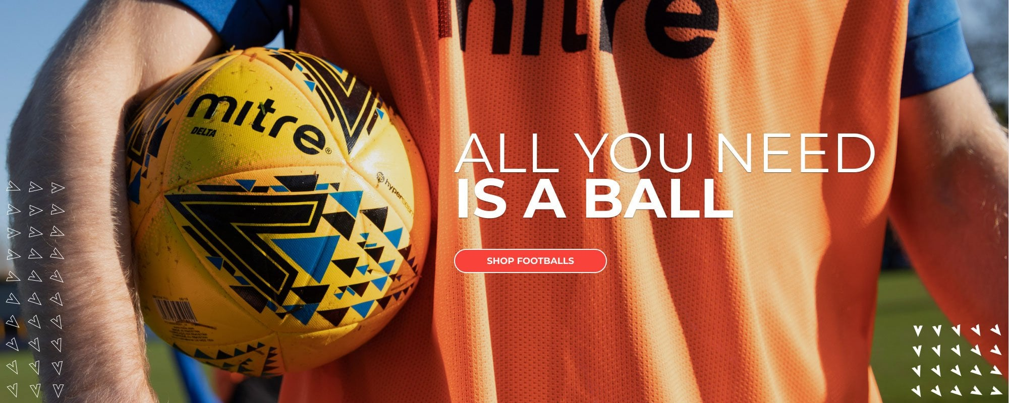 All You Need Is A Ball